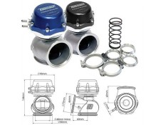 Turbosmart PowerGate 60 Wastegate