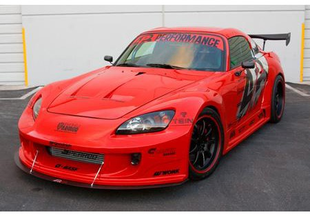 APR Performance S2-GT Widebody Aerodynamic Kit