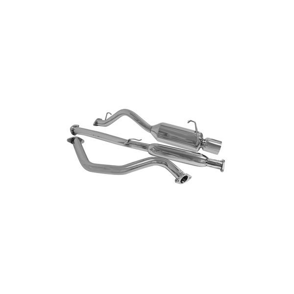DC Sports SCS8008 Catback Exhaust System Acura Integra 94-01