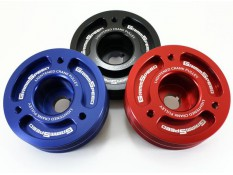 GrimmSpeed Lightweight Crank Pulley