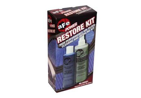 aFe Power Restore Kit - Squeeze Blue