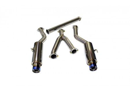 Agency Power Catback Exhaust