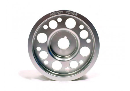 Agency Power Crank Pulley