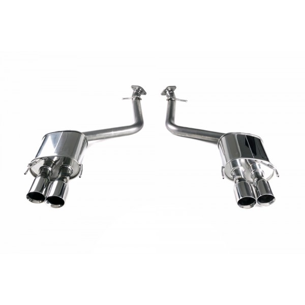 Lexus Rc 200: Tanabe T70181A Medalion Touring Axleback Exhaust Lexus RC
